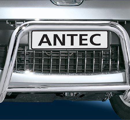 Peugeot 4007 (2007-) – Antec Godkjent Frontbøyle/Lysbøyle m/tverrør