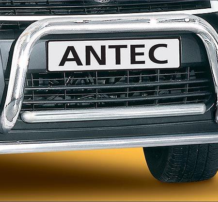 Peugeot Expert (2006-) – Antec Godkjent Frontbøyle/Lysbøyle