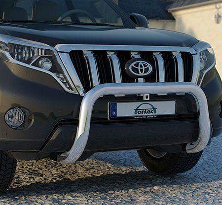 Toyota Land Cruiser 150 (2014-) – Antec Godkjent Frontbøyle-Lysbøyle