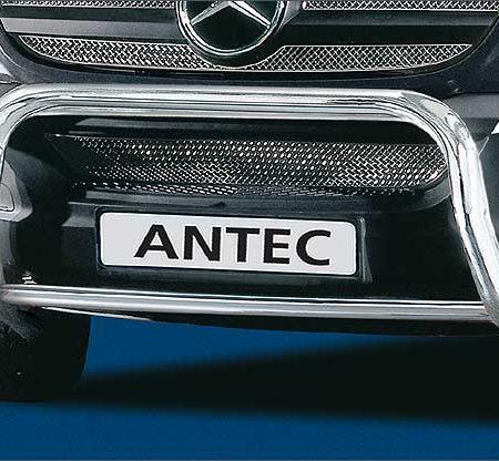 Mercedes Benz Sprinter (2006-) – Antec Godkjent Lysbøyle/Frontbøyle m/tverrør