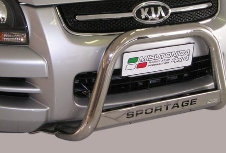 Kia Sportage (2004-) – Misutonida 4×4 Godkjent Kufanger-Lysbøyle m/Logo