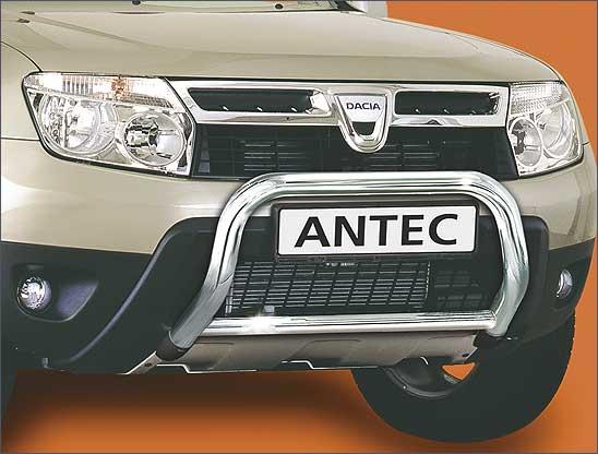 Dacia Duster (2010-) – Antec Godkjent Kufanger-Frontbøyle m/tverrør