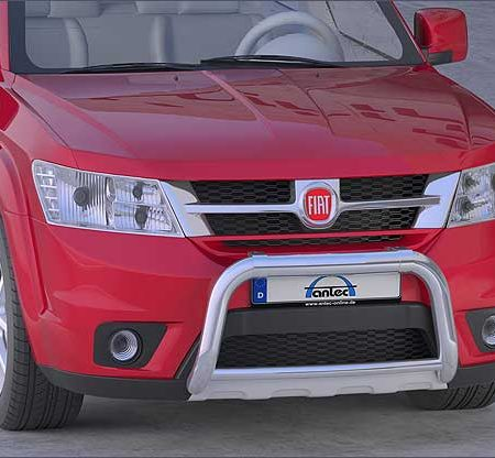 Fiat Freemont (2011-) – Antec Godkjent Kufanger-Frontbøyle m/tverrør