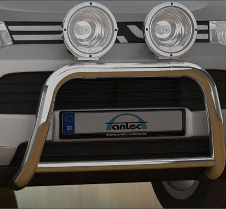 Mitsubishi Outlander (2012-) – Antec Godkjent Lysbøyle m/tverrør