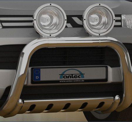 Mitsubishi Outlander (2012-) – Antec Godkjent Lysbøyle/Frontbøyle