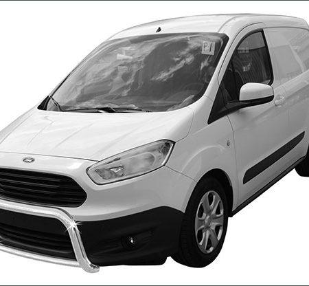 Ford Transit Courier (2014-) – Antec Godkjent Frontbøyle/Lysbøyle m/tverrør