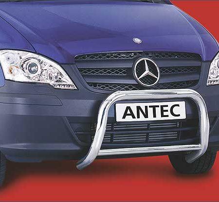 Mercedes Benz Vito W639 (2010-) – Antec Godkjent Lysbøyle/Frontbøyle m/tverrør