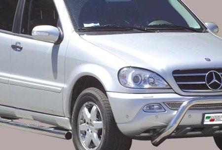 Mercedes Benz ML (2002-) – Misutonida 4×4 Kufanger-Lysbøyle