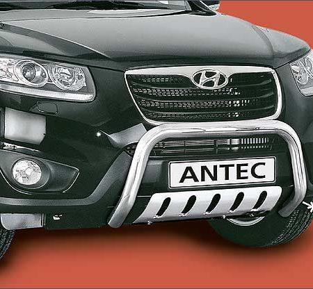 Hyundai Santa Fe (2009-) – Antec Godkjent Frontbøyle/Lysbøyle