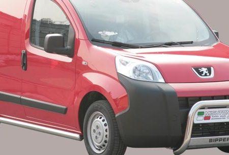 Peugeot Bipper (2008-) – Misutonida 4×4 Godkjent Kufanger-Lysbøyle m/Logo