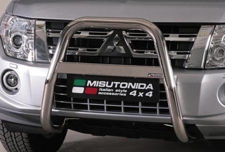 Mitsubishi Pajero V80 (2011-) – Misutonida 4×4 Kufanger-Lysbøyle