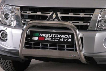 Mitsubishi Pajero V80 (2011-) – Misutonida 4×4 Godkjent Kufanger-Lysbøyle