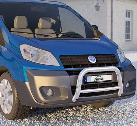 Fiat Scudo (2006-) – Antec Godkjent Kufanger-Frontbøyle m/tverrør