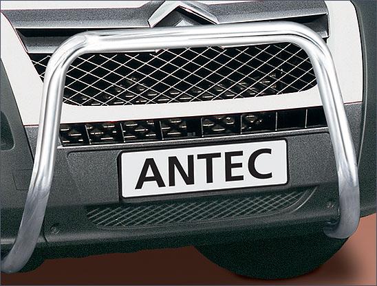 Citroën Jumper (2007-) – Antec Godkjent Kufanger-Frontbøyle m/tverrør mulighet