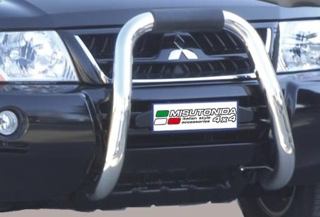 Mitsubishi Pajero (2003-) – Misutonida 4×4 Kufanger-Lysbøyle
