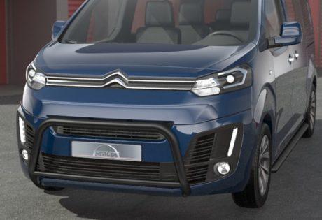 Citroën Jumpy (2016-) – Antec Godkjent Kufanger-Frontbøyle