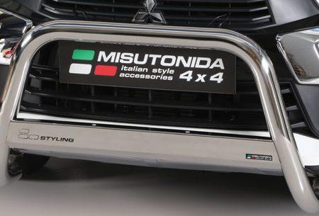 Mitsubishi ASX (2017-) – Misutonida 4×4 Godkjent Kufanger-Lysbøyle