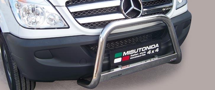 Mercedes Benz Sprinter (2006-) – Misutonida 4×4 Godkjent Kufanger-Lysbøyle
