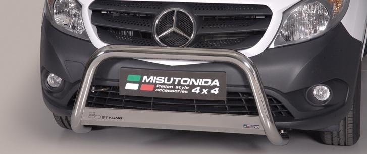 Mercedes Benz Citan (2012-) – Misutonida 4×4 Godkjent Kufanger-Lysbøyle