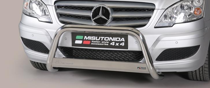 Mercedes Benz Vito (2014-) – Misutonida 4×4 Godkjent Kufanger-Lysbøyle
