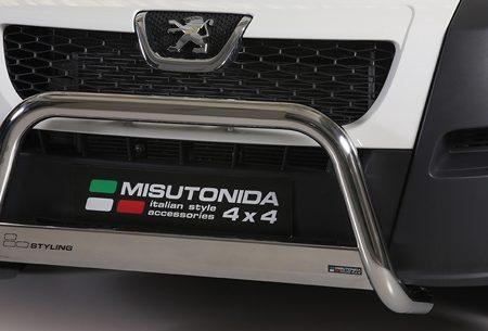 Peugeot Boxer (2006-) – Misutonida 4×4 Godkjent Kufanger-Lysbøyle