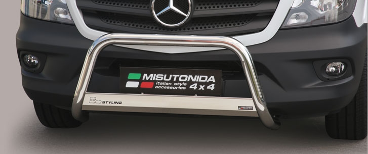 Mercedes Benz Sprinter (2013-) – Misutonida 4×4 Godkjent Kufanger-Lysbøyle