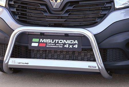 Renault Trafic (2014-) – Misutonida 4×4 Godkjent Kufanger-Lysbøyle