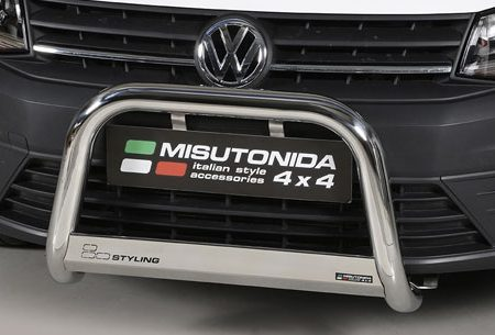 Volkswagen Caddy (2015-) – Misutonida 4×4 Godkjent Kufanger-Lysbøyle