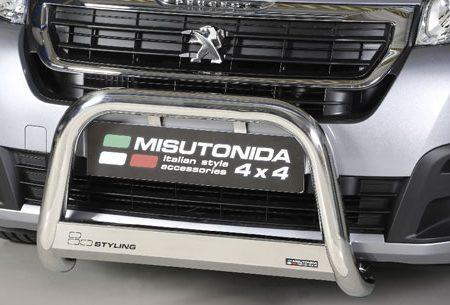 Peugeot Partner (2016-) – Misutonida 4×4 Godkjent Kufanger-Lysbøyle