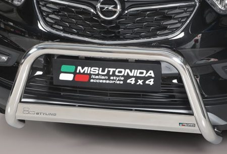 Opel Mokka X (2016-) – Misutonida 4×4 Godkjent Kufanger-Lysbøyle