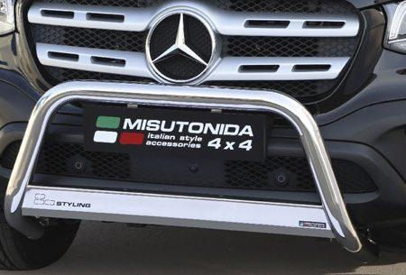 Mercedes Benz X-Klasse (2017-) – Misutonida 4×4 Godkjent Kufanger-Lysbøyle