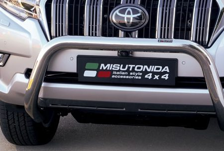 Toyota Land Cruiser (2018-) – Misutonida 4×4 Godkjent Kufanger-Lysbøyle
