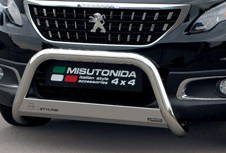 Peugeot 2008 (2016-) – Misutonida 4×4 Kufanger-Lysbøyle