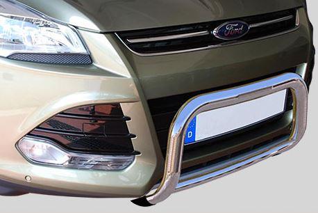 Ford Kuga (2013-) – Antec Godkjent Frontbøyle/Lysbøyle m/tverrør