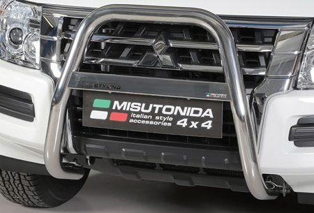 Mitsubishi Pajero (2015-) – Misutonida 4×4 Kufanger-Lysbøyle