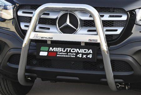 Mercedes Benz X-Klasse (2017-) – Misutonida 4×4 Kufanger-Lysbøyle