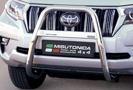 Toyota Land Cruiser (2018-) – Misutonida 4×4 Kufanger-Lysbøyle