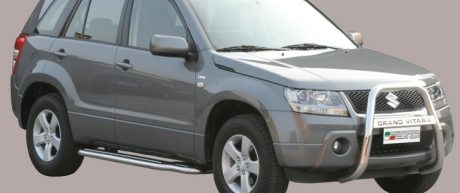 Suzuki Grant Vitara (2005-) – Misutonida 4×4 Kufanger-Lysbøyle m/Logo