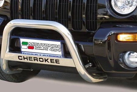 Jeep Cherockee (2001-) – Misutonida 4×4 Kufanger-Lysbøyle m/Logo