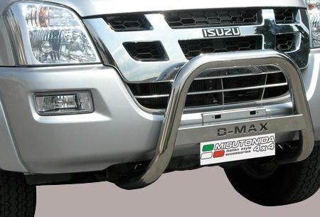 Isuzu D-Max (2007-) – Misutonida 4×4 Kufanger-Lysbøyle m/Logo