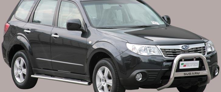 Subaru Forester (2008-) – Misutonida 4×4 Kufanger-Lysbøyle m/Logo