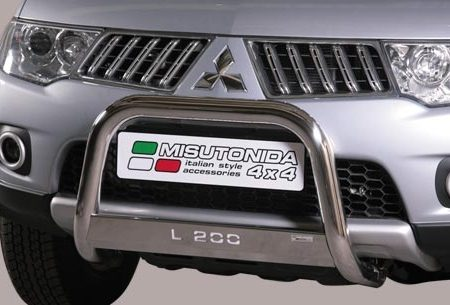 Mitsubishi L200 Double & Club Cab (2010-) – Misutonida 4×4 Godkjent Kufanger-Lysbøyle m/Logo