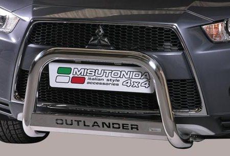 Mitsubishi Outlander (2010-) – Misutonida 4×4 Godkjent Kufanger-Lysbøyle m/Logo
