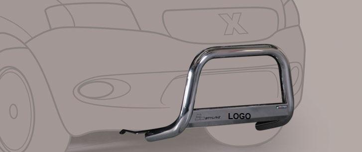 Suzuki Grant Vitara (2000-) – Misutonida 4×4 Kufanger-Lysbøyle m/Logo