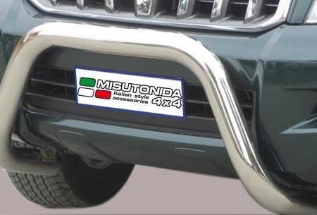 Toyota Land Cruiser 120 (2002-) – Misutonida 4×4 Godkjent Kufanger-Lysbøyle