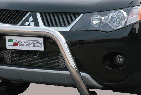 Mitsubishi Outlander (2007-) – Misutonida 4×4 Kufanger-Lysbøyle