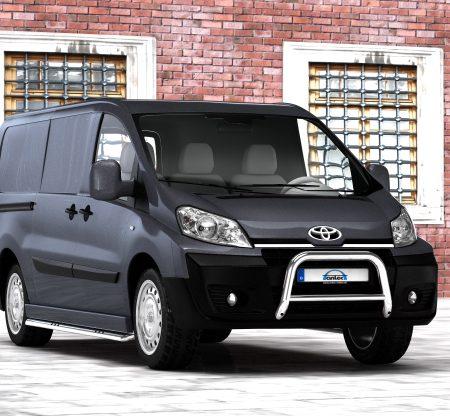 Toyota Proace (2013-) – Antec Godkjent Frontbøyle-Lysbøyle m/tverrør