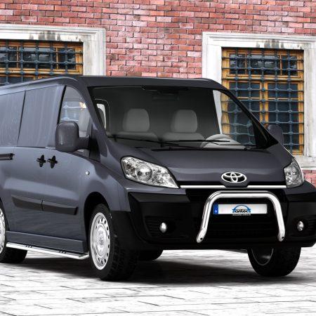 Toyota Proace (2013-) – Antec Godkjent Frontbøyle-Lysbøyle