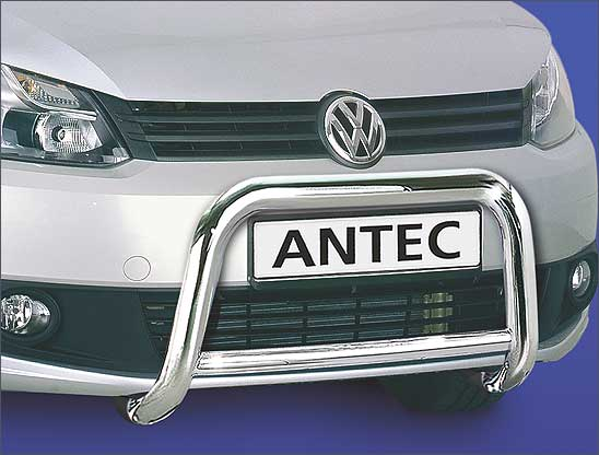 Volkswagen Caddy (2010-) – Antec Godkjent Frontbøyle-Lysbøyle m/tverrør