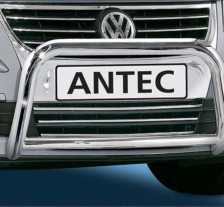 Volkswagen Touran (2006-) – Antec Godkjent Frontbøyle-Lysbøyle m/tverrør